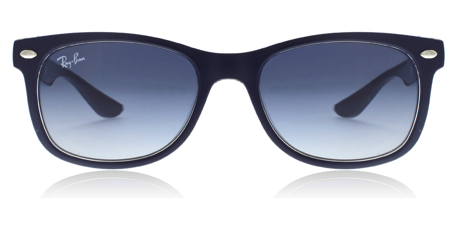 Ray-Ban Junior RJ9052S Age 8-12 Years Mattblau 70234L 47mm