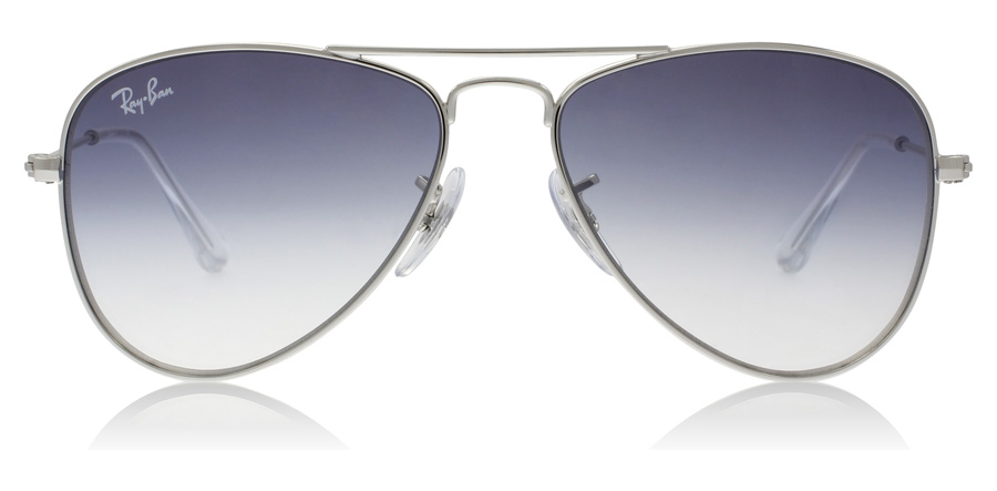 Ray-Ban Junior RJ9506S Age 4-8 Years Silber 212/19 50mm
