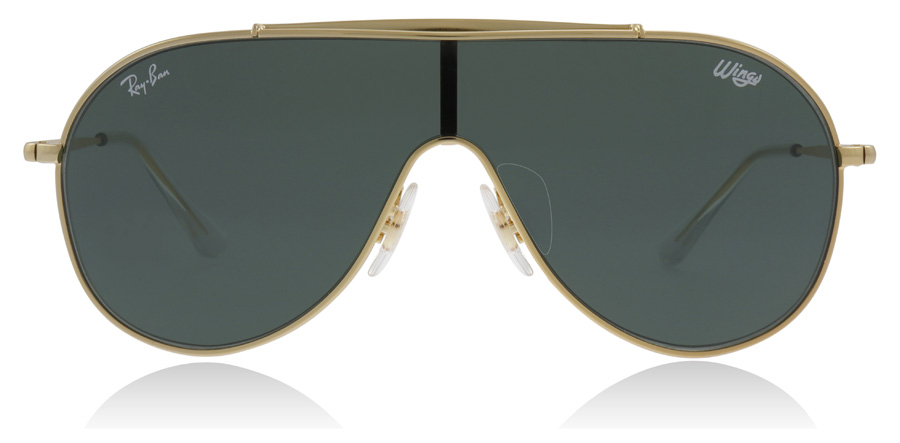 Ray-Ban Junior RJ9546S Gold 223/71 20mm