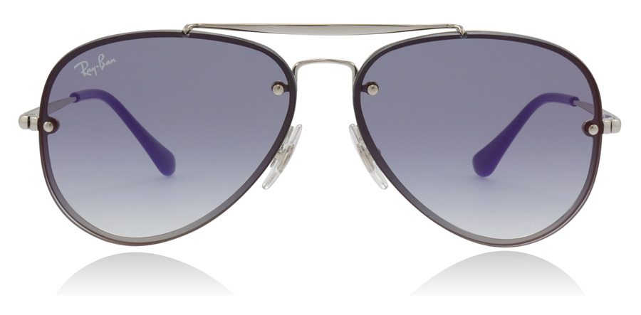 Ray-Ban Junior RJ9548SN Ages 10-16 Years Silver 212/X0 54mm