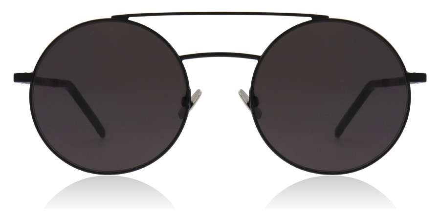 Saint Laurent SL210 Black 002 53mm