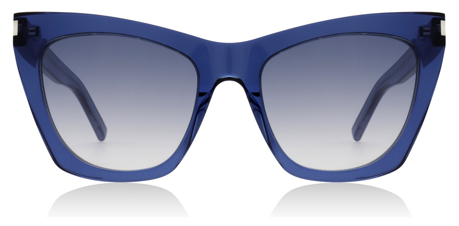Saint Laurent SL214 Kate Blue 002 55mm