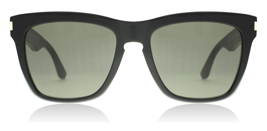 Saint Laurent SL137 Devon Schwarz 001 52mm