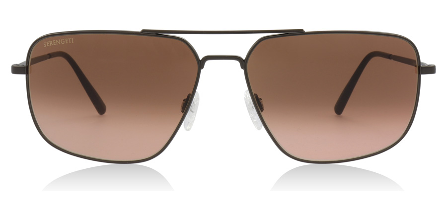 Serengeti Agostino 8829 Dark Espresso 61mm