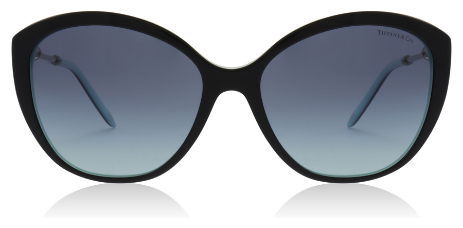 Tiffany TF4144B Black / Blue 80559S 57mm