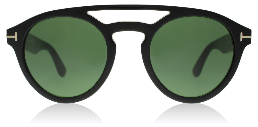 Tom Ford Clint 537 Schwarz 01N 50mm