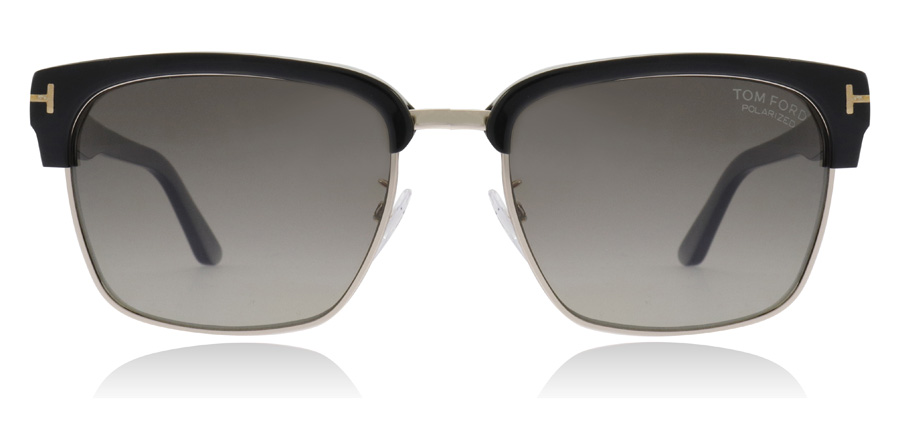 Tom Ford River - Black TF367 01D 57mm Polarisiert