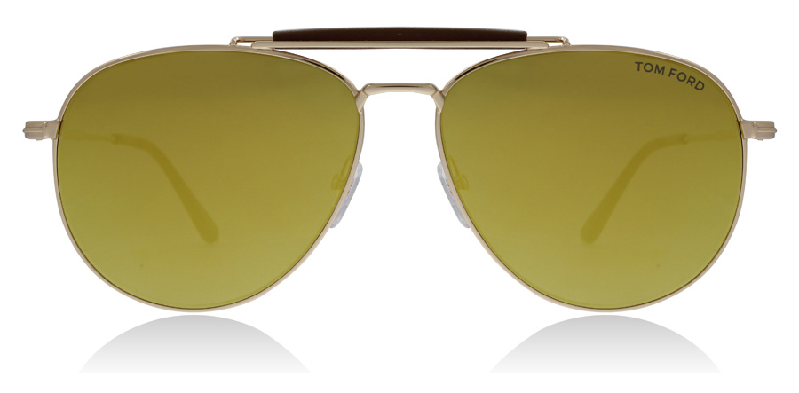 Tom Ford FT0536 Gold / Brown 28G 60mm