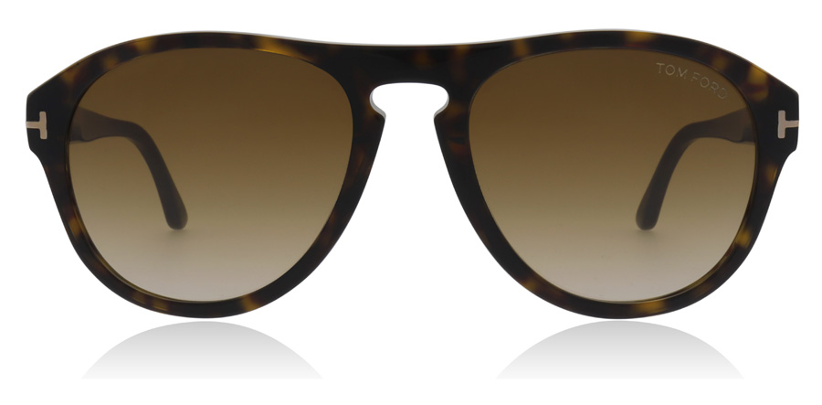 Tom Ford FT0677 Austin Dark Havana 52F 54mm