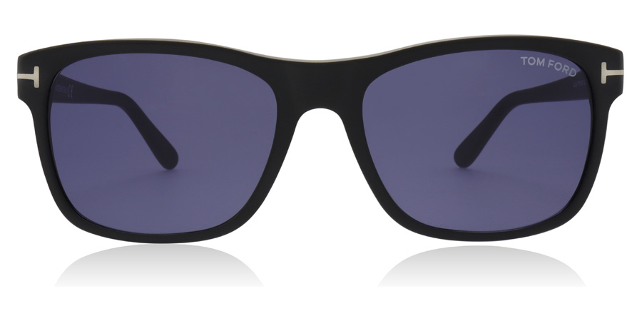 Tom Ford FT0698 Giulio Matte Black 02V 57mm
