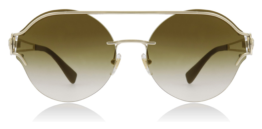 Versace VE2184 Blasses Gold 12526U 61mm