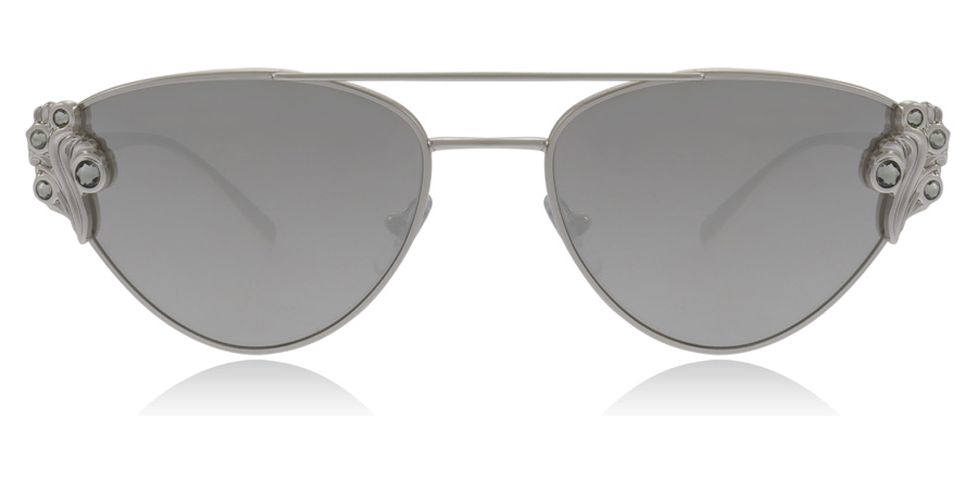 Versace VE2195B Silver 10006G 56mm