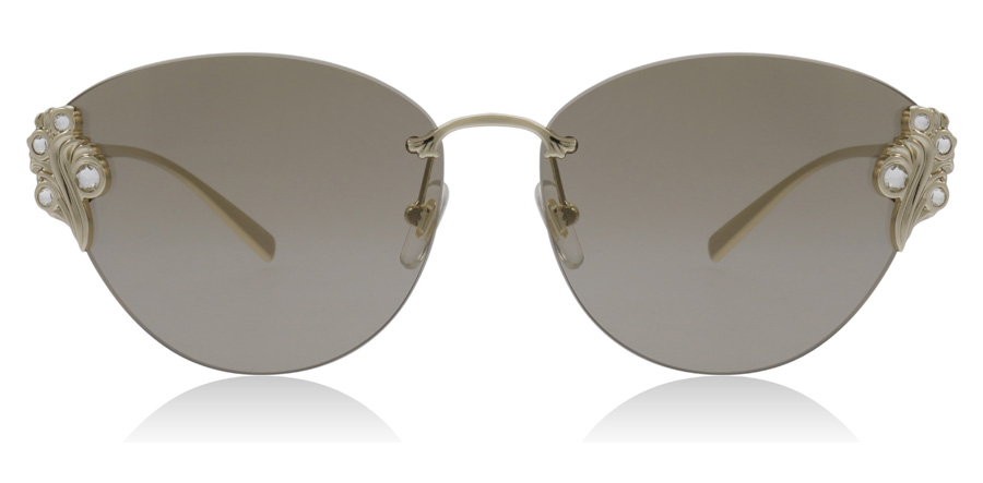 Versace VE2196B Pale Gold 12527I 58mm