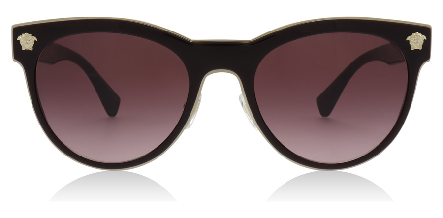 Versace VE2198 Medusa Charm Burgundy 12528H 54mm