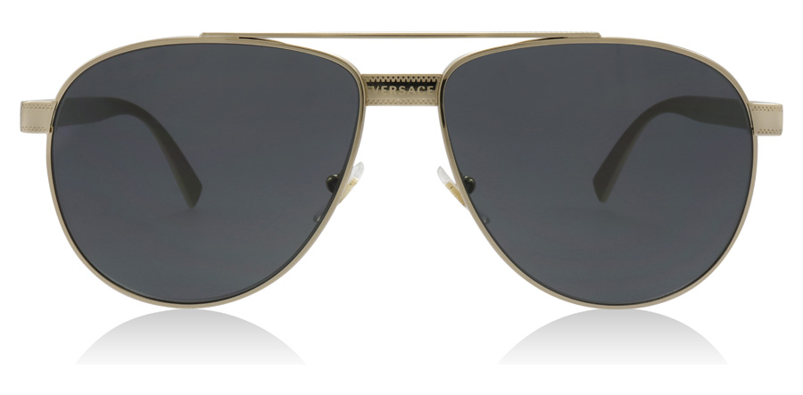 Versace VE2209 Pale Gold 125287 58mm