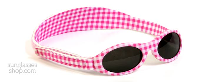 Baby Banz Adventure 0-2 Years Rosa Gingham 45mm