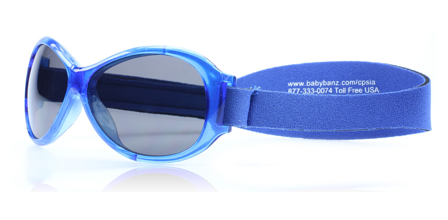 Baby Banz Adventure 0-2 Years Blau B 50mm
