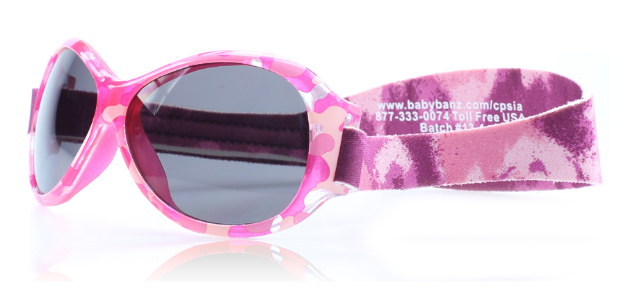 Baby Banz Adventure 0-2 Years Pink Diva PD 55mm