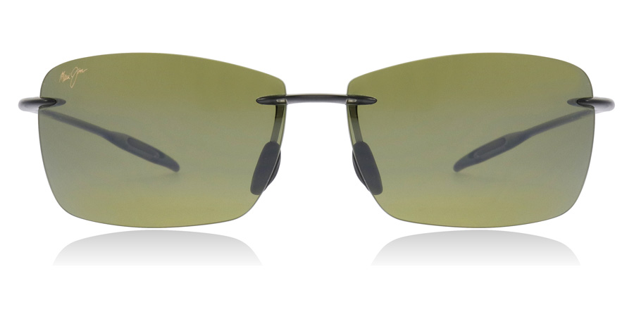 Maui Jim Lighthouse HT423-11 Rauchgrau PC-BG 65mm Polarisiert