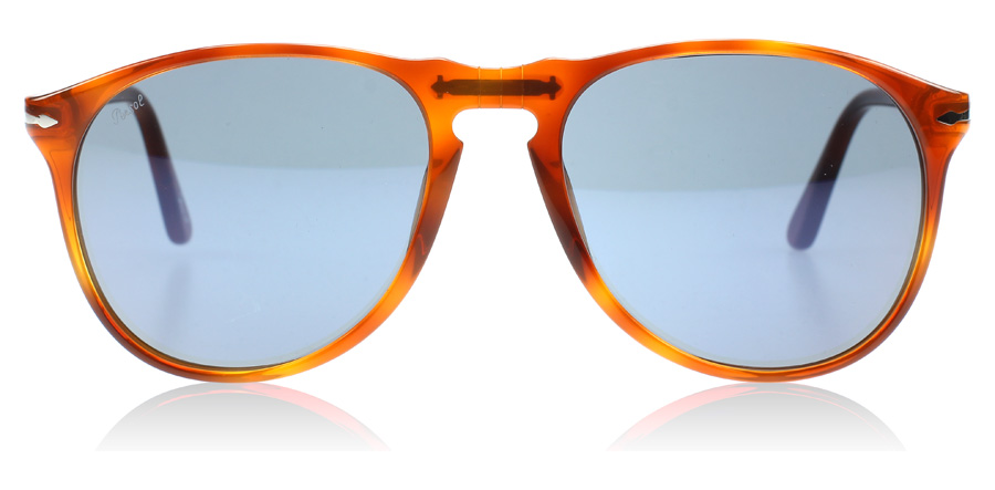 Persol PO9649S Orange Tortoise 96/56 55mm