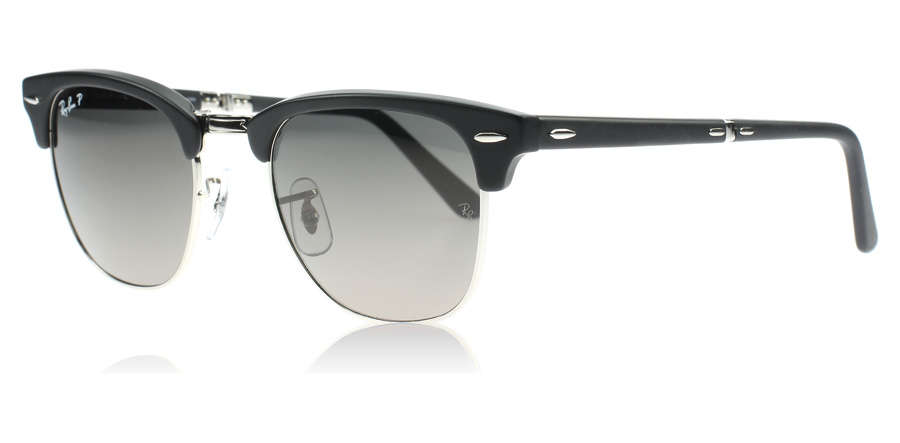 Ray Ban Clubmaster Silber