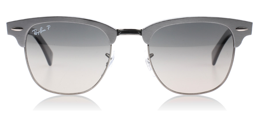 white clubmaster  Ray Ban Clubmaster White - Ficts