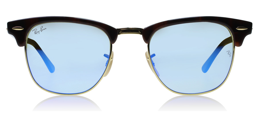 Ray-Ban RB3016 Braun / Gold 990-7Q 49mm