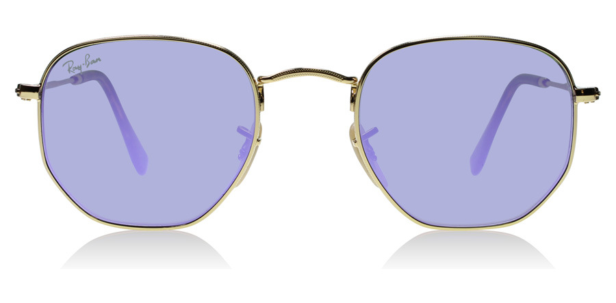 Ray-Ban RB3548N Gold / Tortoise 001-8O 48mm