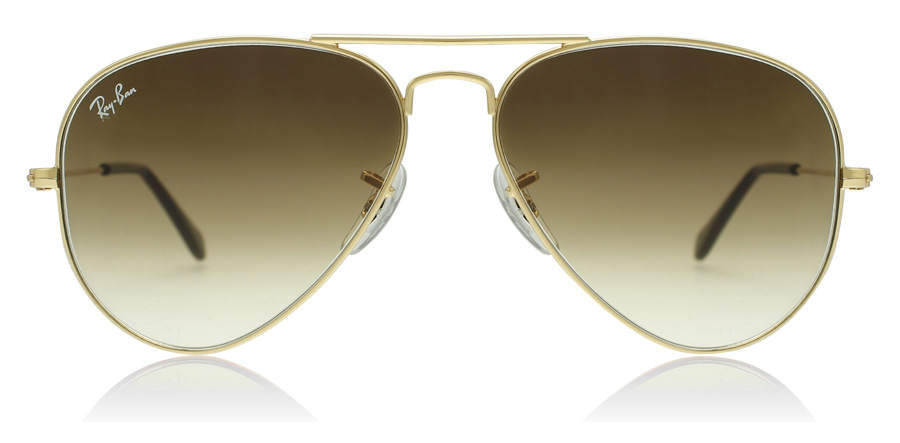Ray-Ban RB3025 Gold 001/51 62mm
