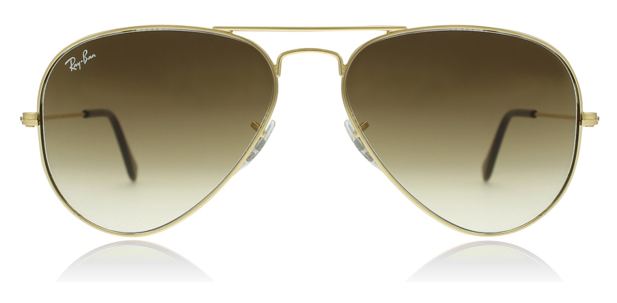 Ray-Ban Aviator RB3025 Gold 001/51 58mm
