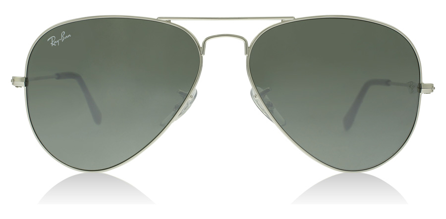 Ray-Ban RB3025 Silber W3275 55mm