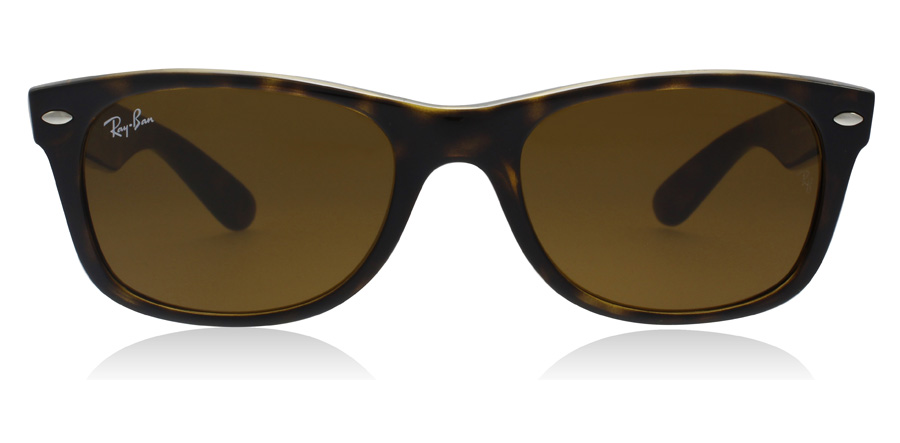 Ray-Ban New Wayfarer RB2132 Tortoise 710 55mm