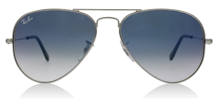 Ray-Ban RB3025 Silber 003/3F 58mm