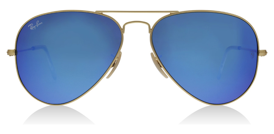 Ray-Ban RB3025 Matt Gold 112/17 58mm