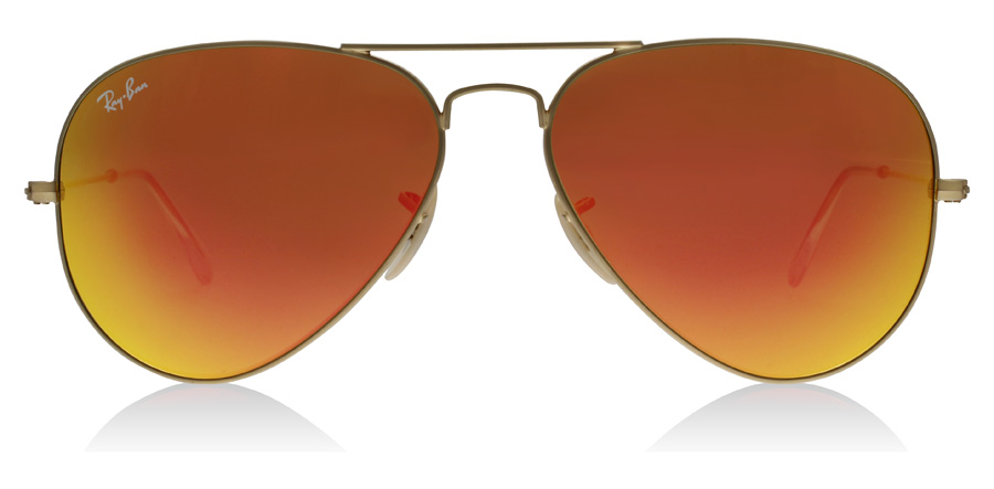 Ray-Ban RB3025 Mattgold 112/69 58mm