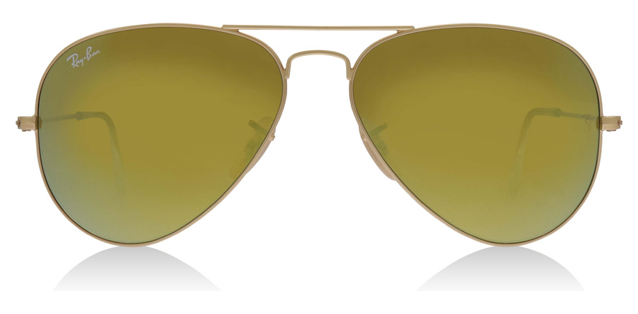 Ray-Ban RB3025 Gold 112/93 58mm