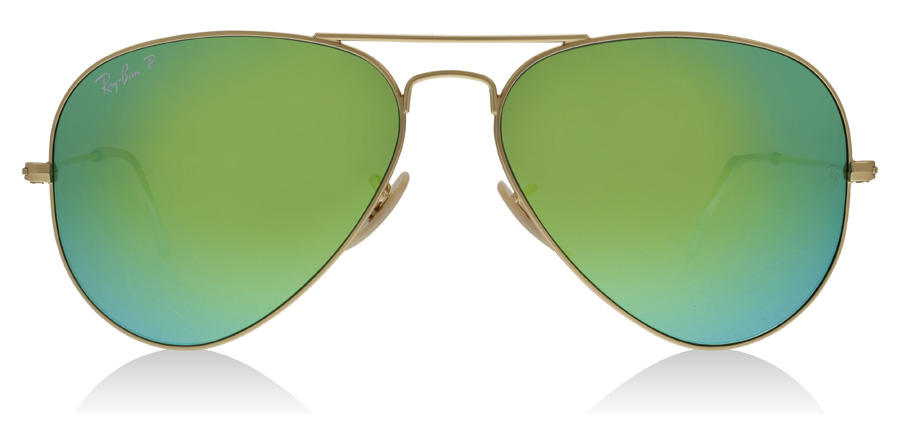 Ray-Ban RB3025 Gold 112/P9 58mm Polarisiert