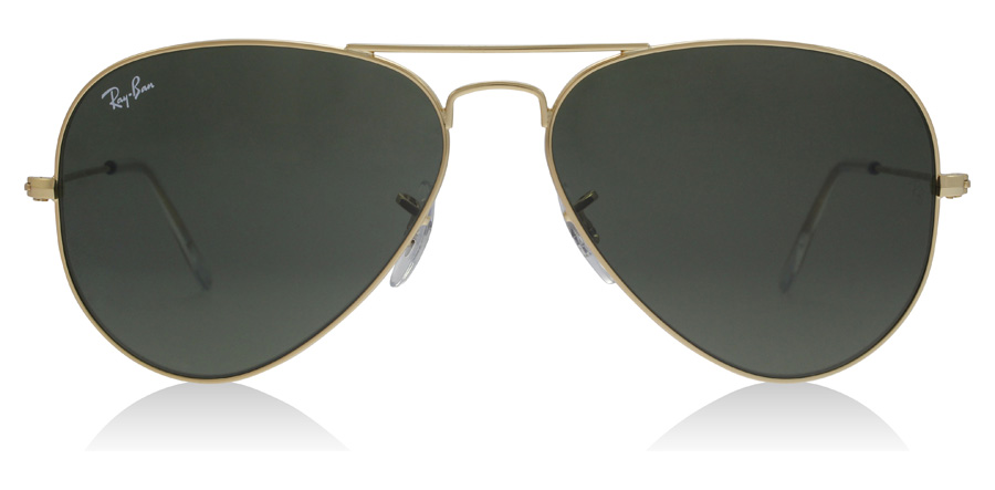 Ray-Ban RB3025 Gold 001 62mm