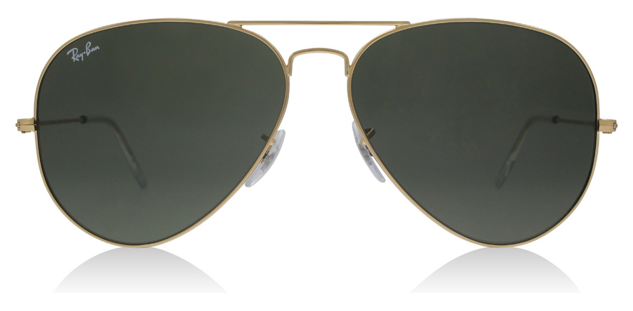 Ray-Ban RB3026 Gold L2846 62mm