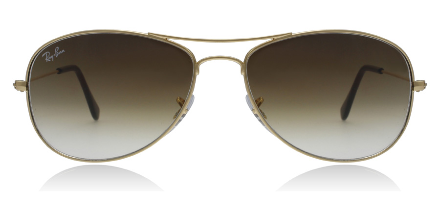Ray-Ban RB3362 Cockpit Arista Braun 001/51 59mm