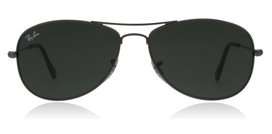 Ray-Ban RB3362 Cockpit Gunmetal 004 56mm