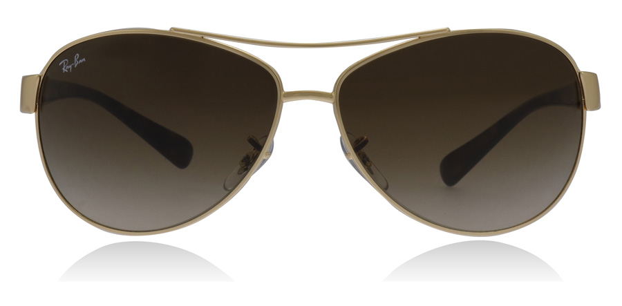 Ray-Ban RB3386 Gold 001/13 67mm