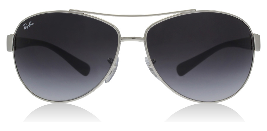 Ray-Ban RB3386 Silber 003/8G 67mm