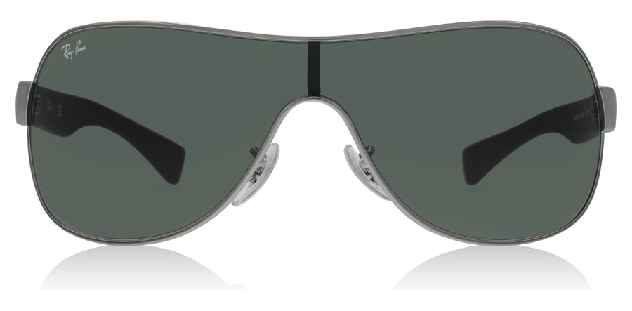 Ray-Ban RB3471 Silber 004/71 32mm