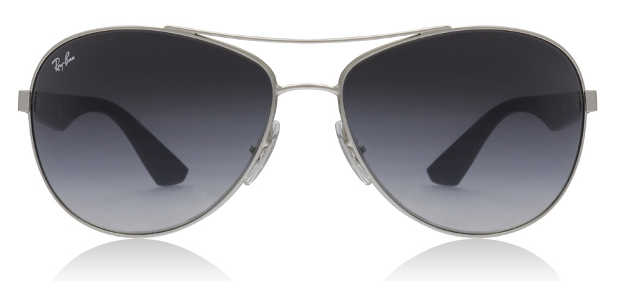 Ray-Ban RB3526 Mattes Silber 019/8G 63mm