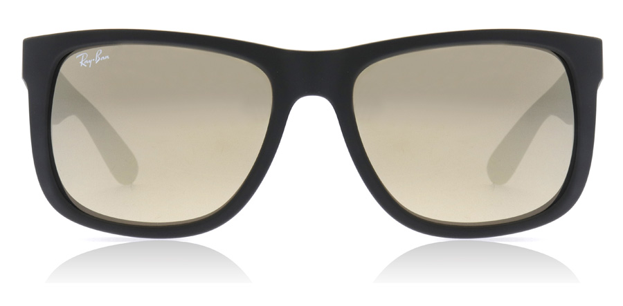 Ray-Ban Justin RB4165 Schwarz 622/5A 51mm
