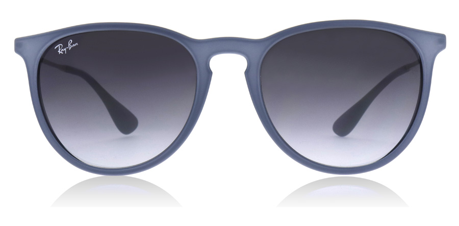 Ray-Ban Erika RB4171 Blau 60028G 54mm
