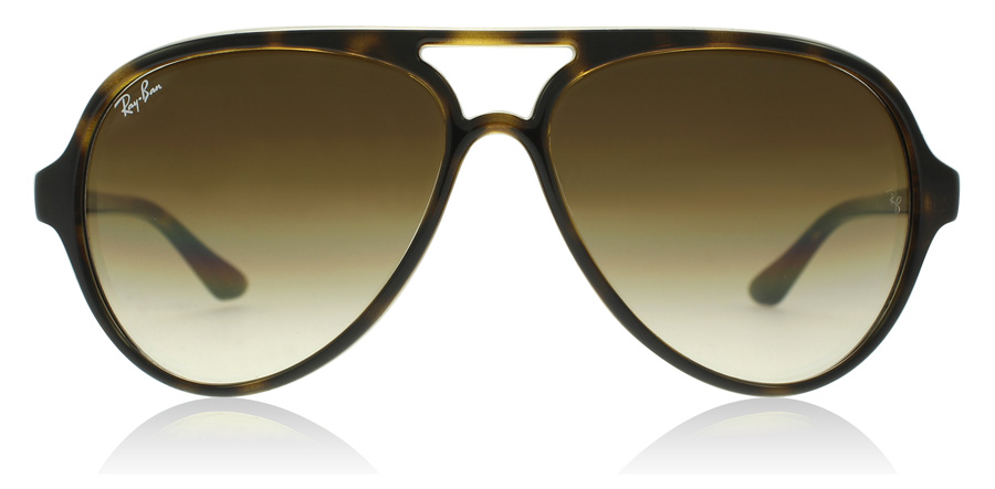 Ray-Ban CATS 5000 Cats RB4125 Tortoise 710/51 59mm