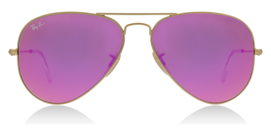 Ray-Ban RB3025 Gold 112/4T 58mm