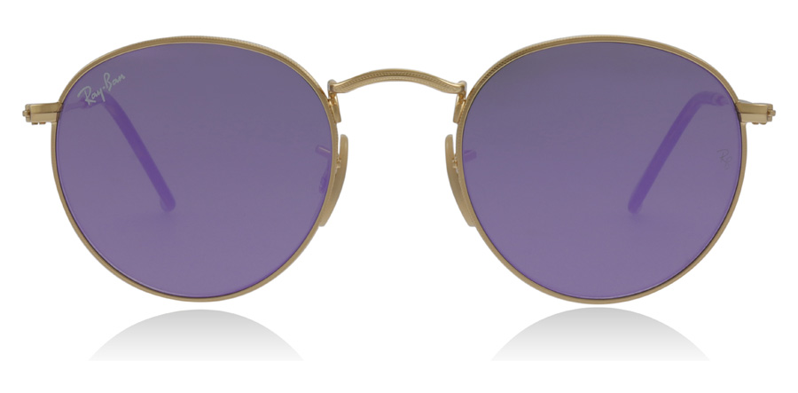 Ray-Ban RB3447N Gold 001-8O 48mm